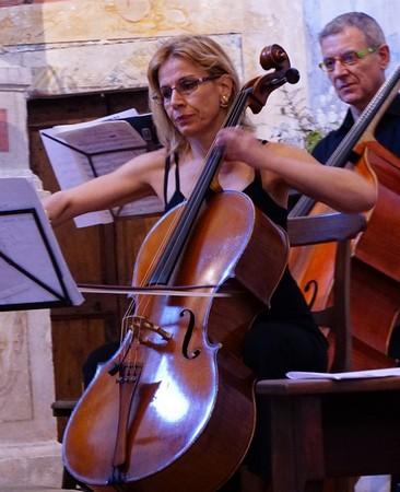 Maria Cecilia BERIOLI, Violoncello