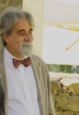 Il maestro Pepe Vessicchio all' Isola Maggiore   -   6/09/2014.