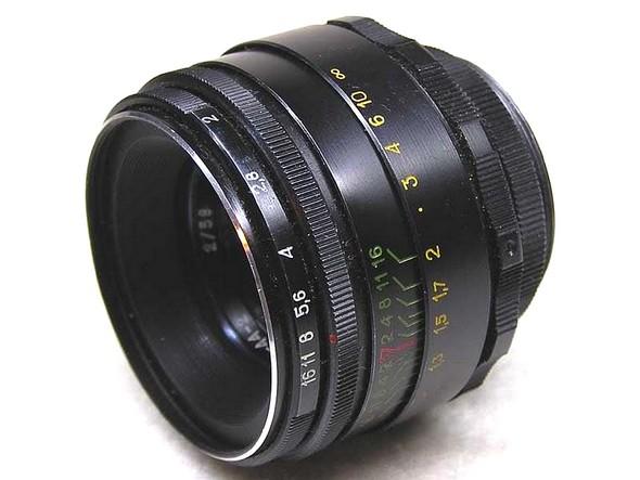 HELIOS 44-2, 58mm, f/2.