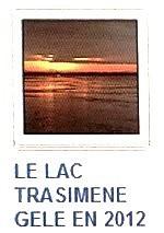 11 LAC TRASIMENE GELE - 2012