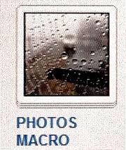 18 PHOTOS MACRO