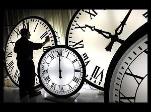 Voyageons dans le temps ?