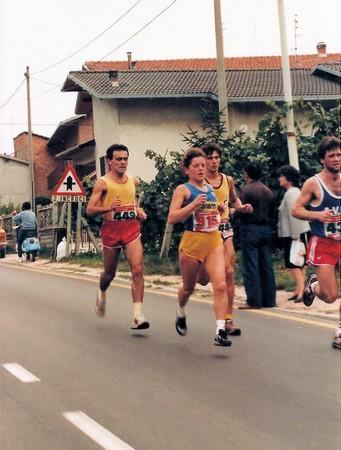 Settimana Verde  -  1984Gubbio.