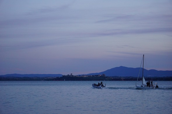 20:02Encore un peu plus au sud.A hauteur de Castiglione del Lago.