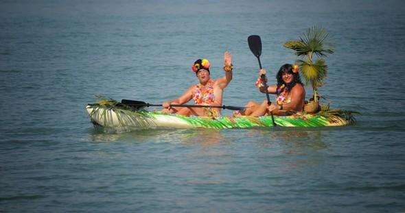 Le lac Trasimène ou Hawaï ,
