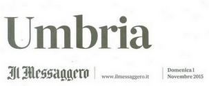 UMBRIA - IL MESSAGERO - MOITIE