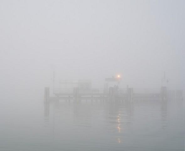 Et, au fur et à mesure, il s'amenuise davantage jusqu'au moment où je ne suis plus entourée que d'un épais brouillard laiteux et obstinément insondable.