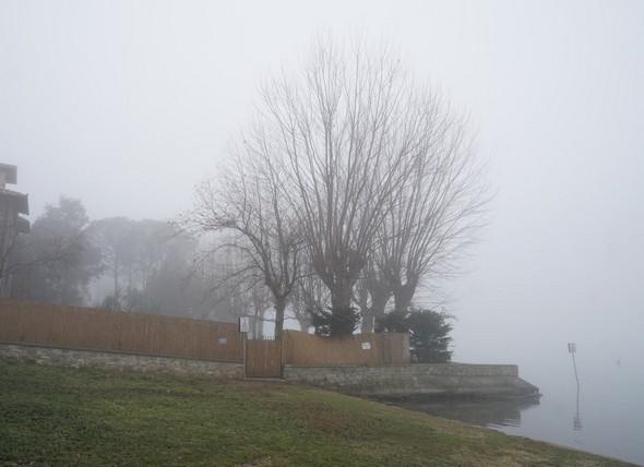 Et notre petit périple se termine à la pointe nord de l'Isola Maggiore où se situe le jardin de la dernière maison de l' Isola Maggiore.
