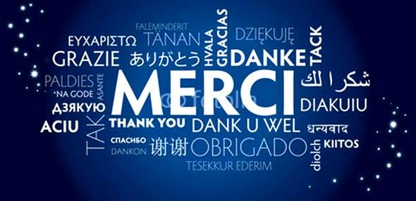 Nous vous remercions tous pour votre intérêt et votre participation active à la vie de ce blog !