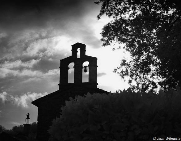 PHOTO 5Fort proche de la première darse, la silhouette de la chiesa del Buon Gesù.