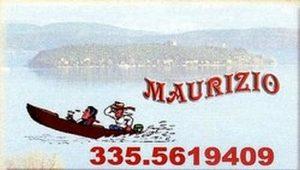 Pour appeler et réserver le bateau-taxi de l'Isola Maggiore.