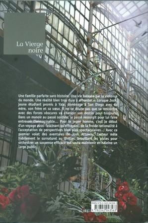 Couverture arrière du livre avec la présentation réalisée par l'éditeur.