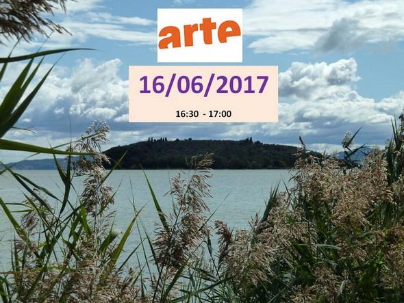 """Annonce de l'émission """"Invitation au voyage"""" du 16 juin 2017 qui se terminera par une présentation du regard de Jean sur l'Isola Maggiore après plus de huit ans de vie insulaire..."""