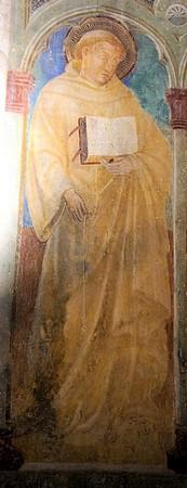 Détail : saint Antoine.