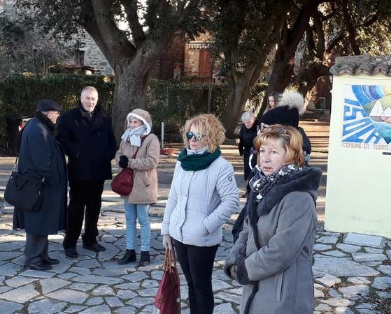 Piazza San Francesco : aspettando...