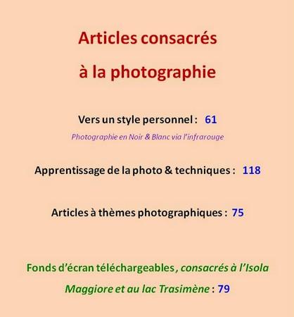 1Importance croissante du secteur de la PHOTO